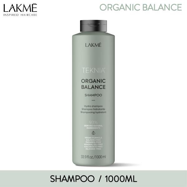 Buy Lakme Teknia Organic Balance Shampoo 1000ml Singapore