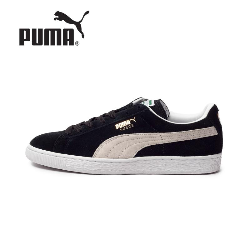 6334f0d2834 PUMA Puma Shoppe Men s Shoes Women s Shoes Athletic Shoes 2018 Autumn Suede  Vintage Casual Board