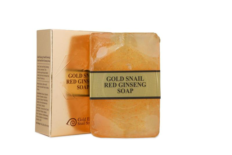 Buy Gold Snail Red Ginseng Soap Singapore