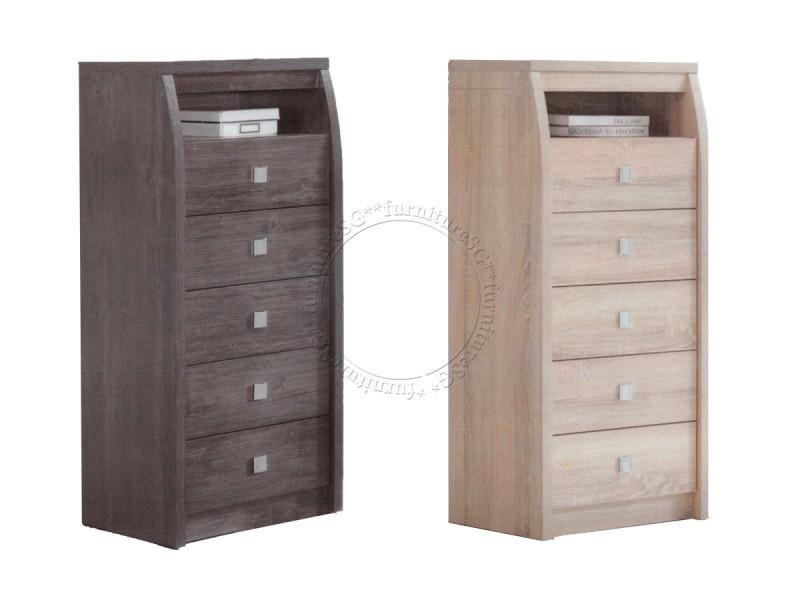 (FurnitureSG) 1+5 Chest of Drawer [Free Delivery and Installation]