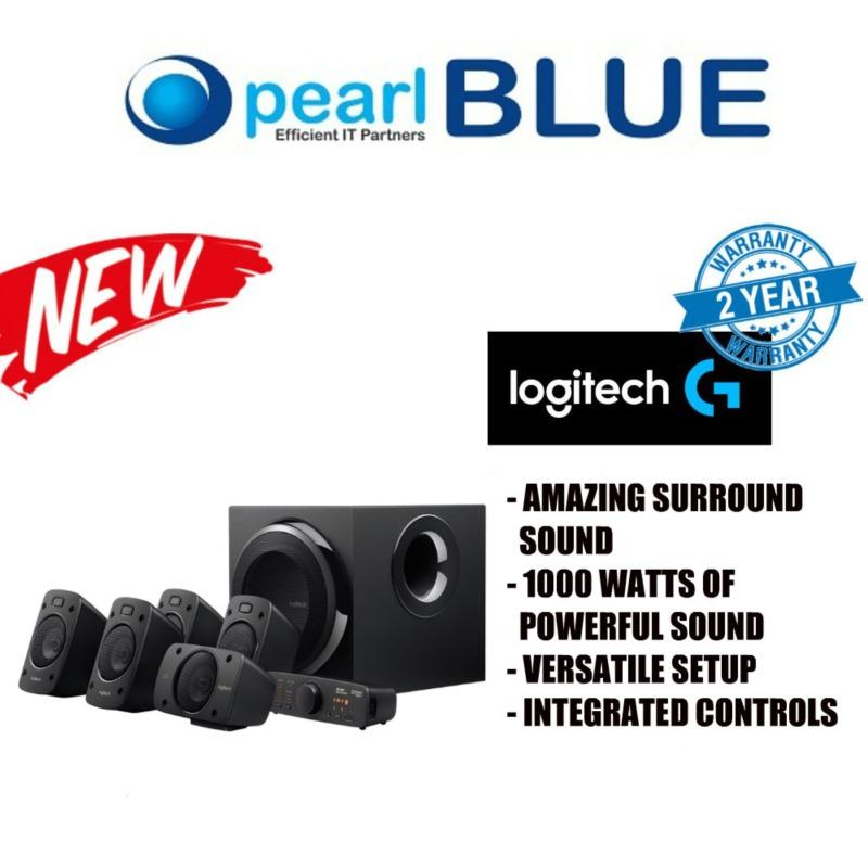 LOGITECH Z906 5.1 SURROUND SOUND SPEAKER SYSTEM THX Surround Sound Singapore