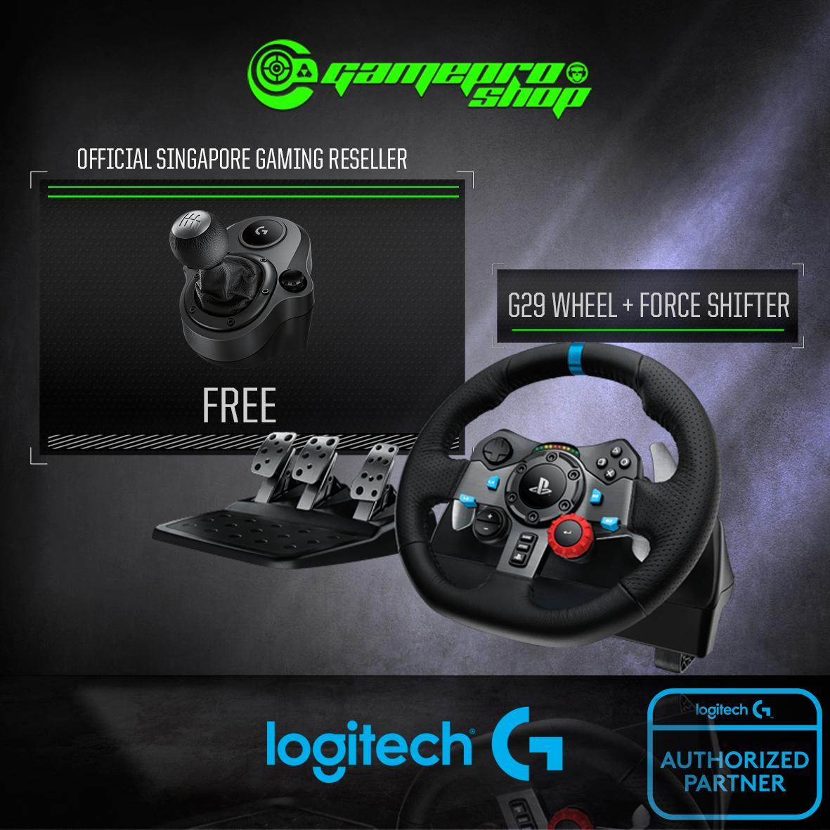Latest Logitech Gaming Products | Enjoy Huge Discounts | Lazada SG