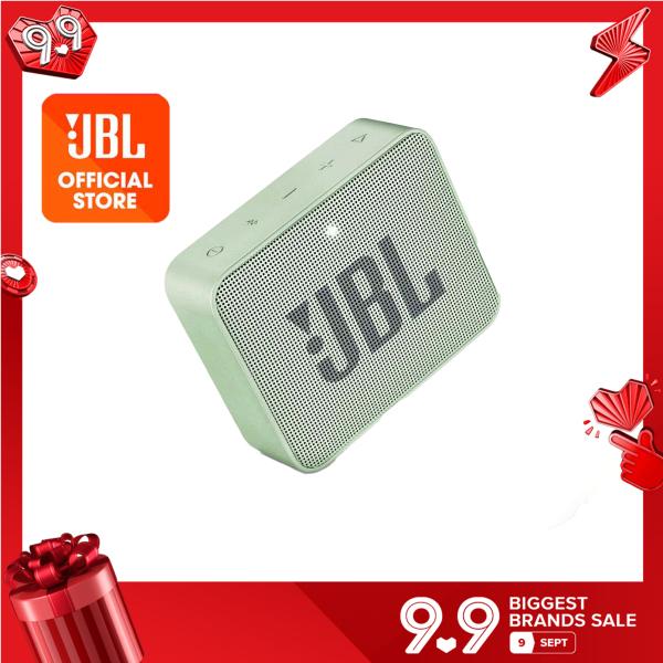 JBL GO 2 IPX7 waterproof Bluetooth portable speaker + JBL Gym Bag Singapore