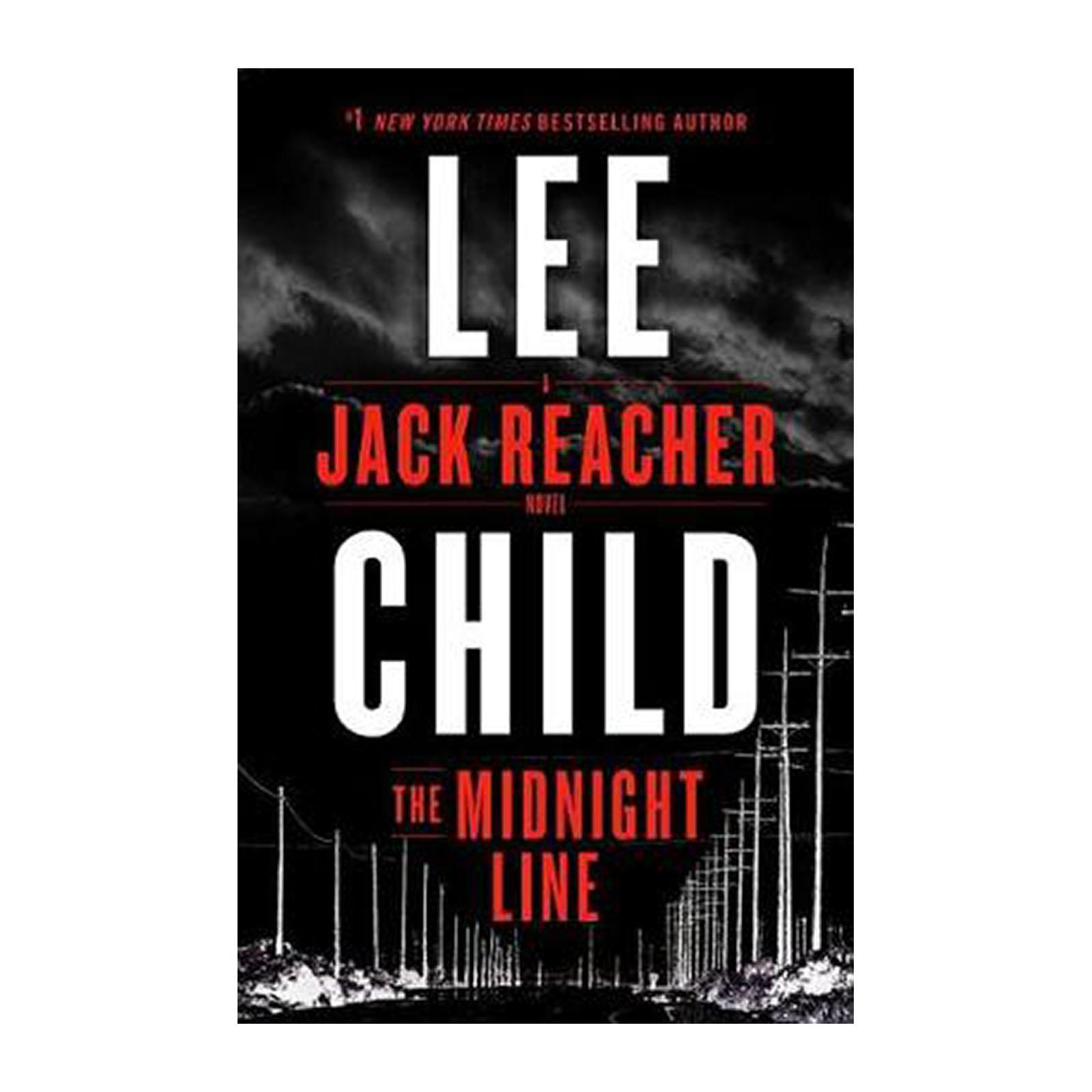 The Midnight Line: A Jack Reacher Novel (Hardback)