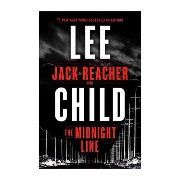 The Midnight Line: A Jack Reacher Novel (Hardback)