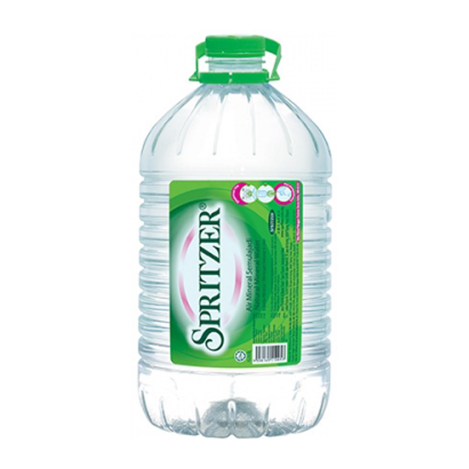Spritzer Natural Mineral Water- Case