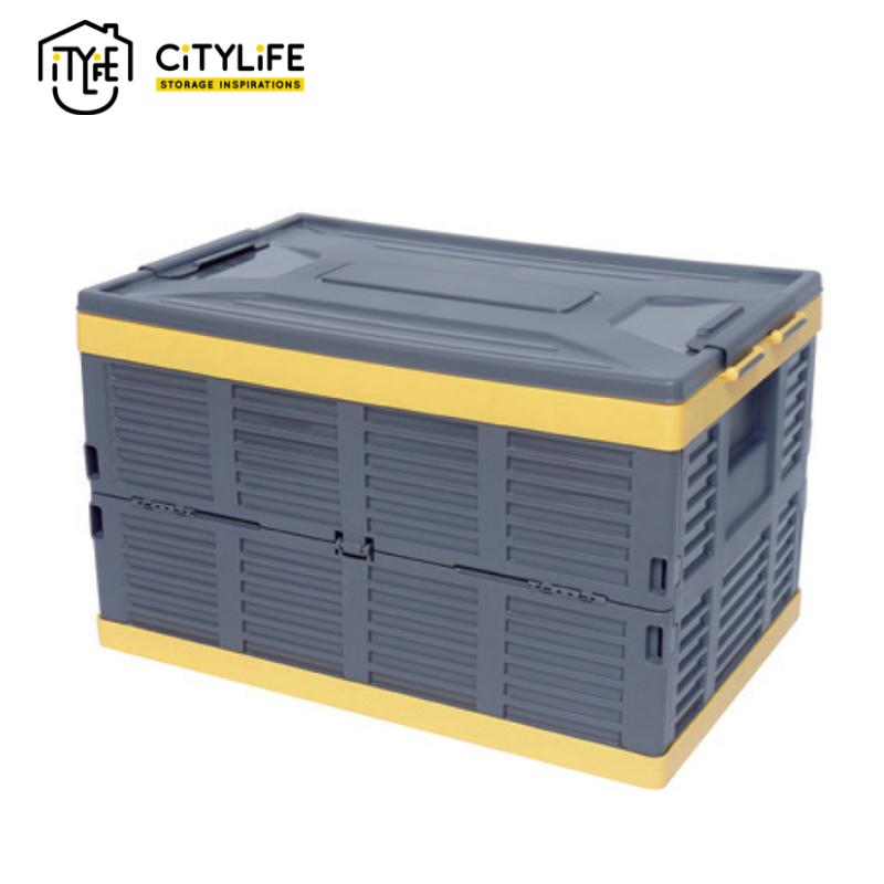 Citylife 68L Car Storage Container (Collapsible)