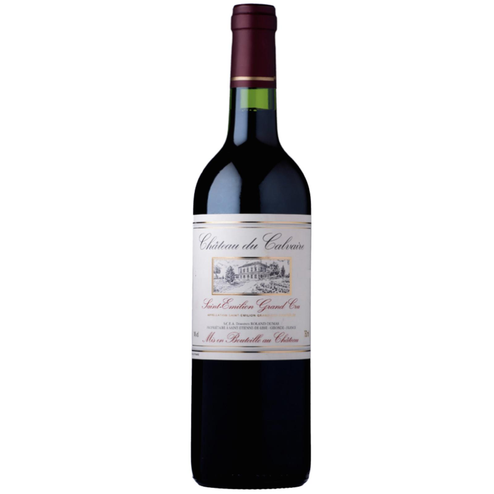 Chateau du Calvaire Saint Emilion Grand Cru Bordeaux Red Wine