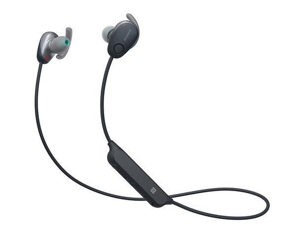 Sony WI-SP600N Wireless Noise Cancelling Sports In-Ear Headphone