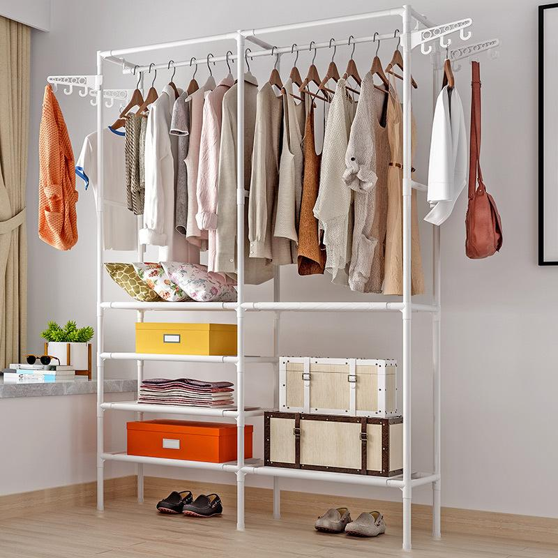 Hallstand Landing Bedroom Clothes Rack Simplicity Cloth Rack Household Sedurre Attrarre Economy Storage Shelf Mwt3 By Taobao Collection.