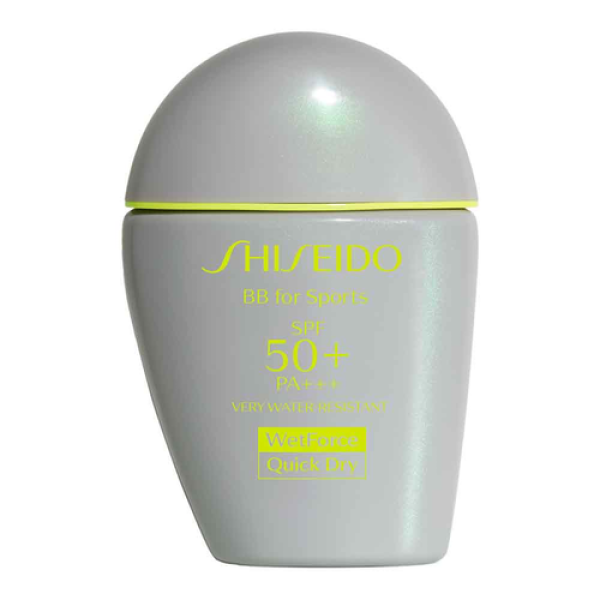 Buy Shiseido BB for Sports Wet Force Quick Dry SPF 50+ PA+++ Medium 30ml Singapore