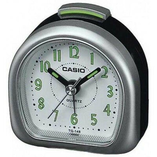 CASIO TQ-148-8D MINI TRAVELLERS BEEPER SOUND ALARM TABLE CLOCK