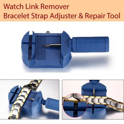 Watch link remover strap adjuster bracelet band repair tool /Watches /Bracelet /Band