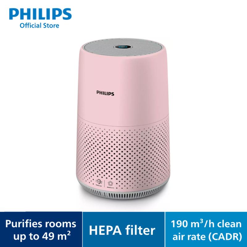 [PRE-ORDER] Philips 800 Series Air Purifier PINK AC0820/32 [ETA 17th Oct] Singapore