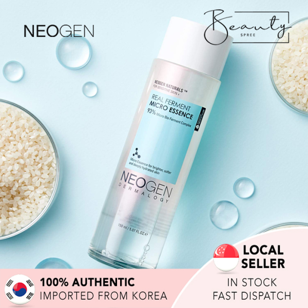 Buy [In Stock] NEOGEN Real Ferment Micro Essence 150ml [FLASH] Singapore