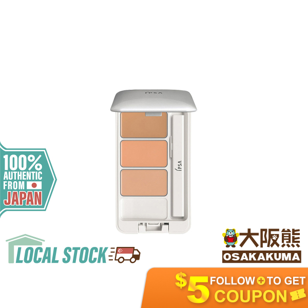 Buy IPSA The 3-Color Makeup Concealer 4.5g [Ship from SG / 100% Authentic] Singapore