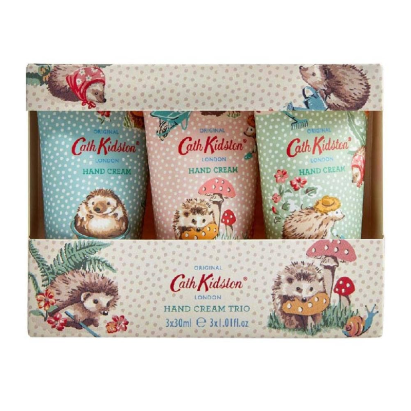Buy CATH KIDSTON Gardeners Club Hand Cream Trio Set [3s x 30ml] Singapore