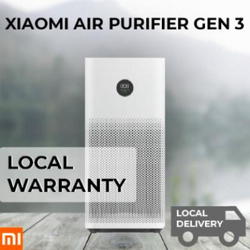 Xiaomi Air Purifier Gen 3 - LOCAL DELIVERY & WARRANTY Singapore