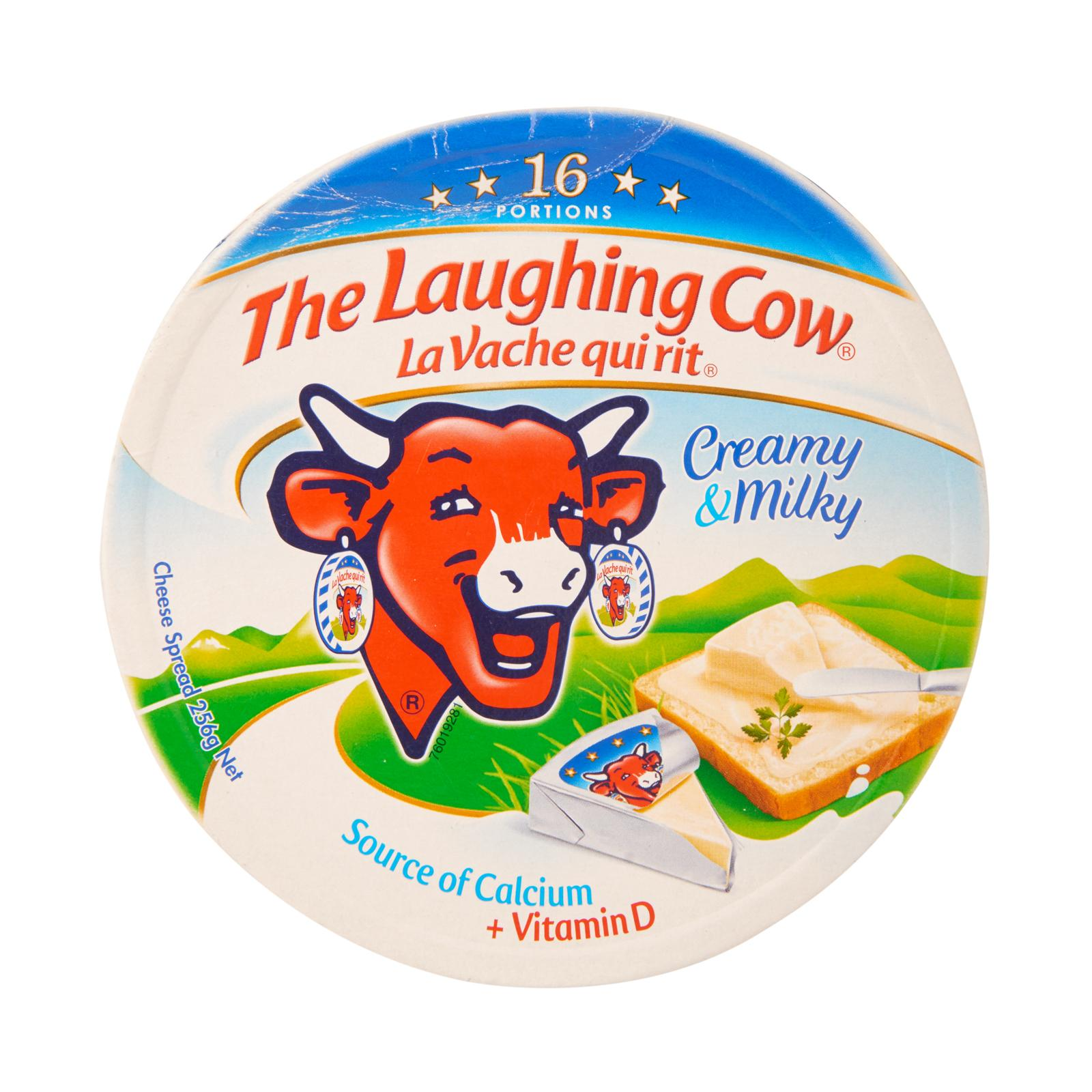 Laughing Cow Cheese Spread 16 pcs