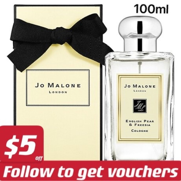 Buy Jo Malone English Pear & Freesia Cologne for Women 100ml -[ luxury fragrances | perfume | Brand new 100% original ] Singapore