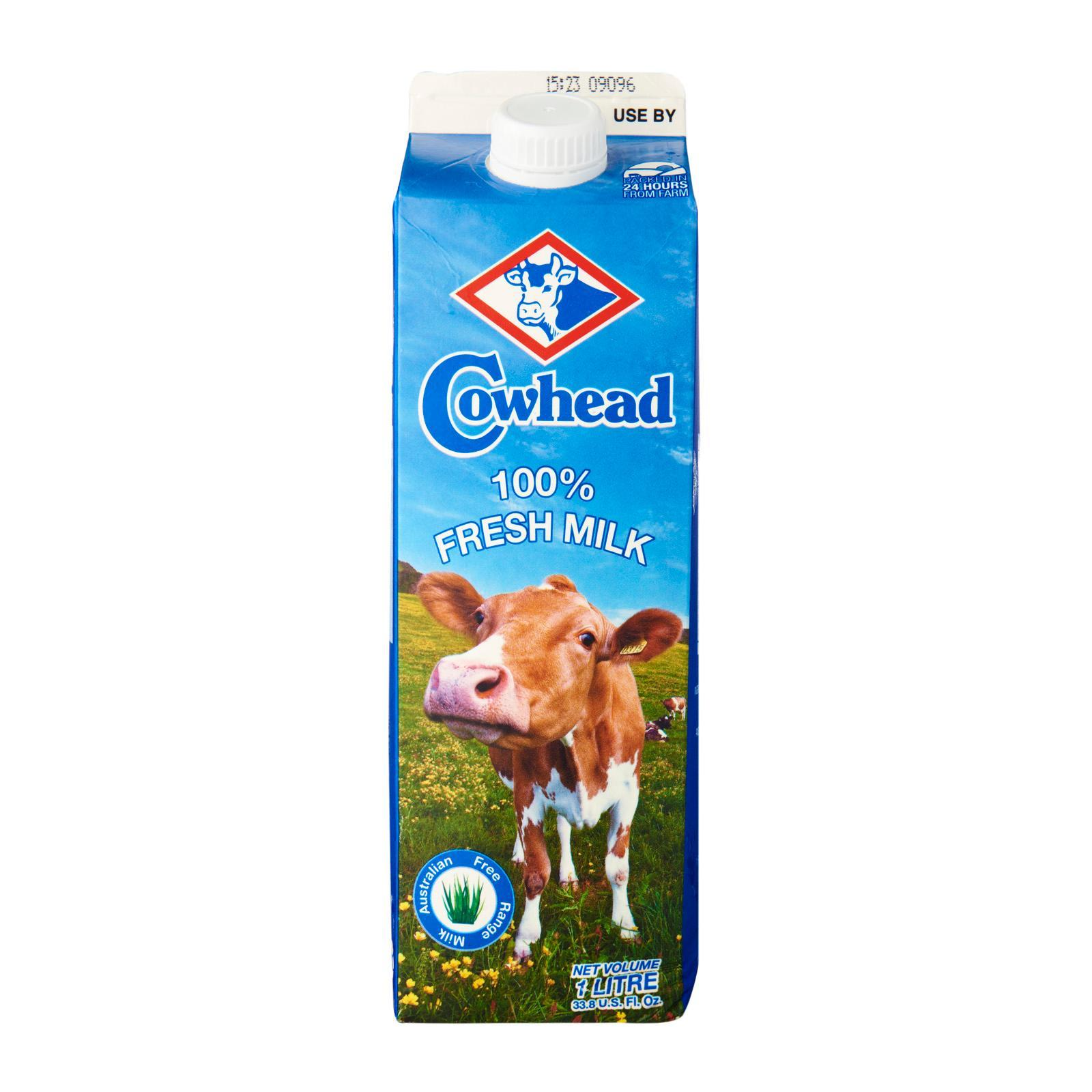 Cowhead Full Cream Fresh Milk