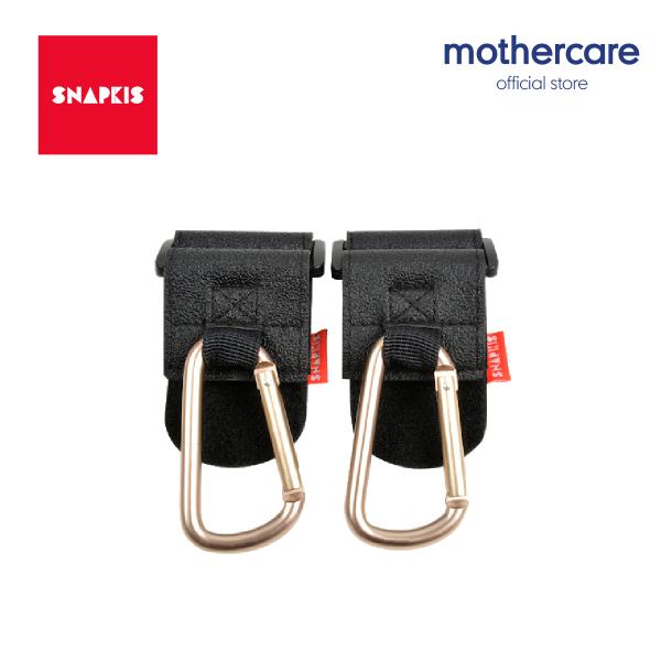 Snapkis Easy-Clip Stroller Hook - Rose Gold Singapore