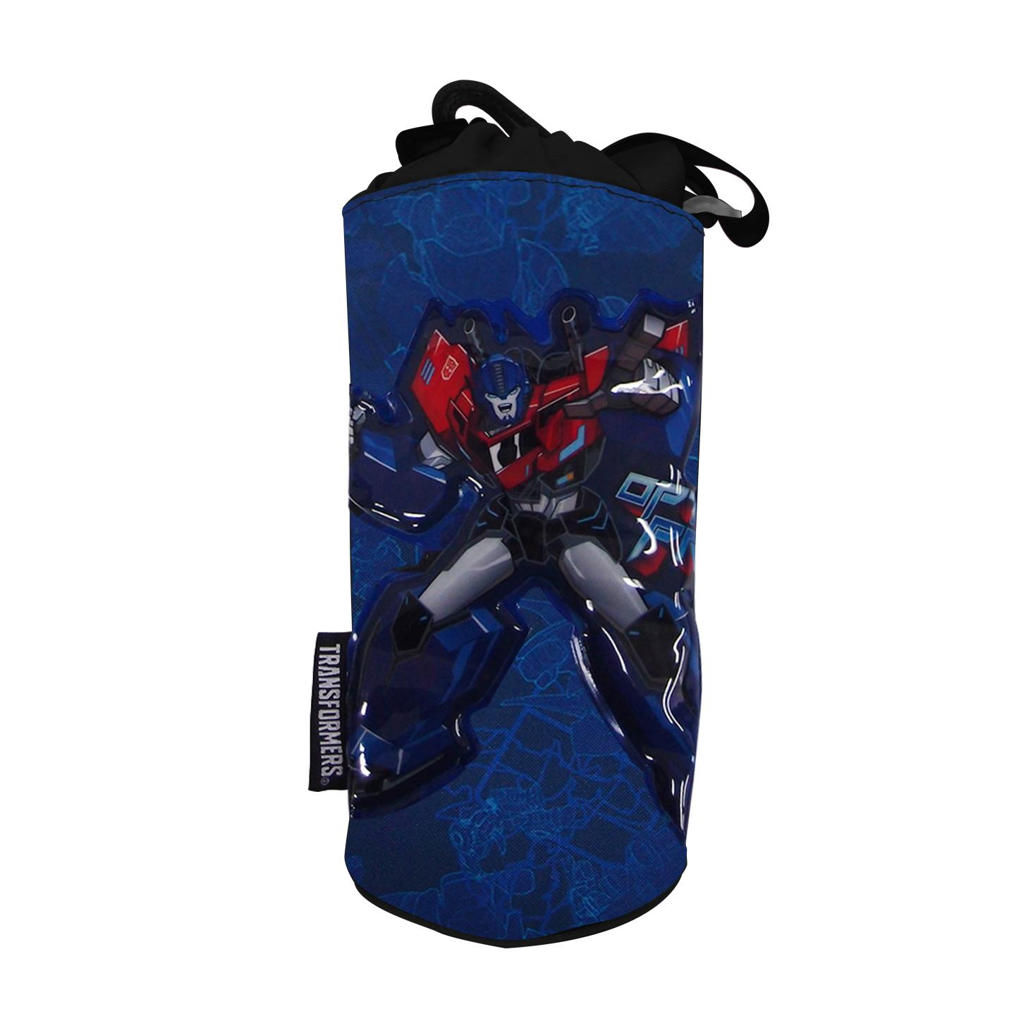 Transformers water bottle bag