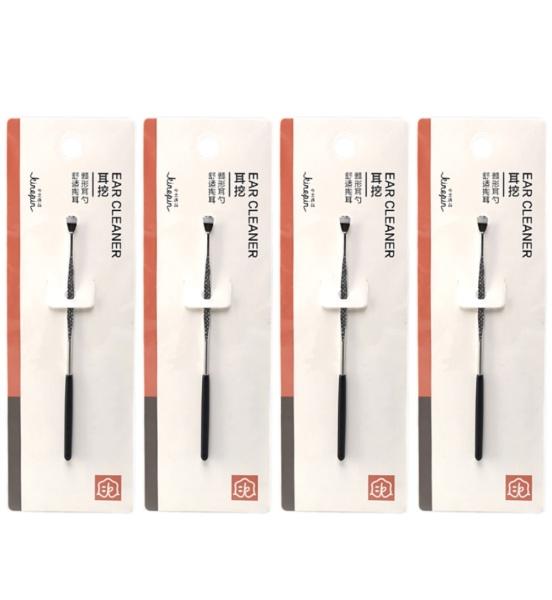 Buy (BUNDLE OF 4) KINEPIN J0203 EAR CLEANER - BEAUTY LANGUAGE Singapore