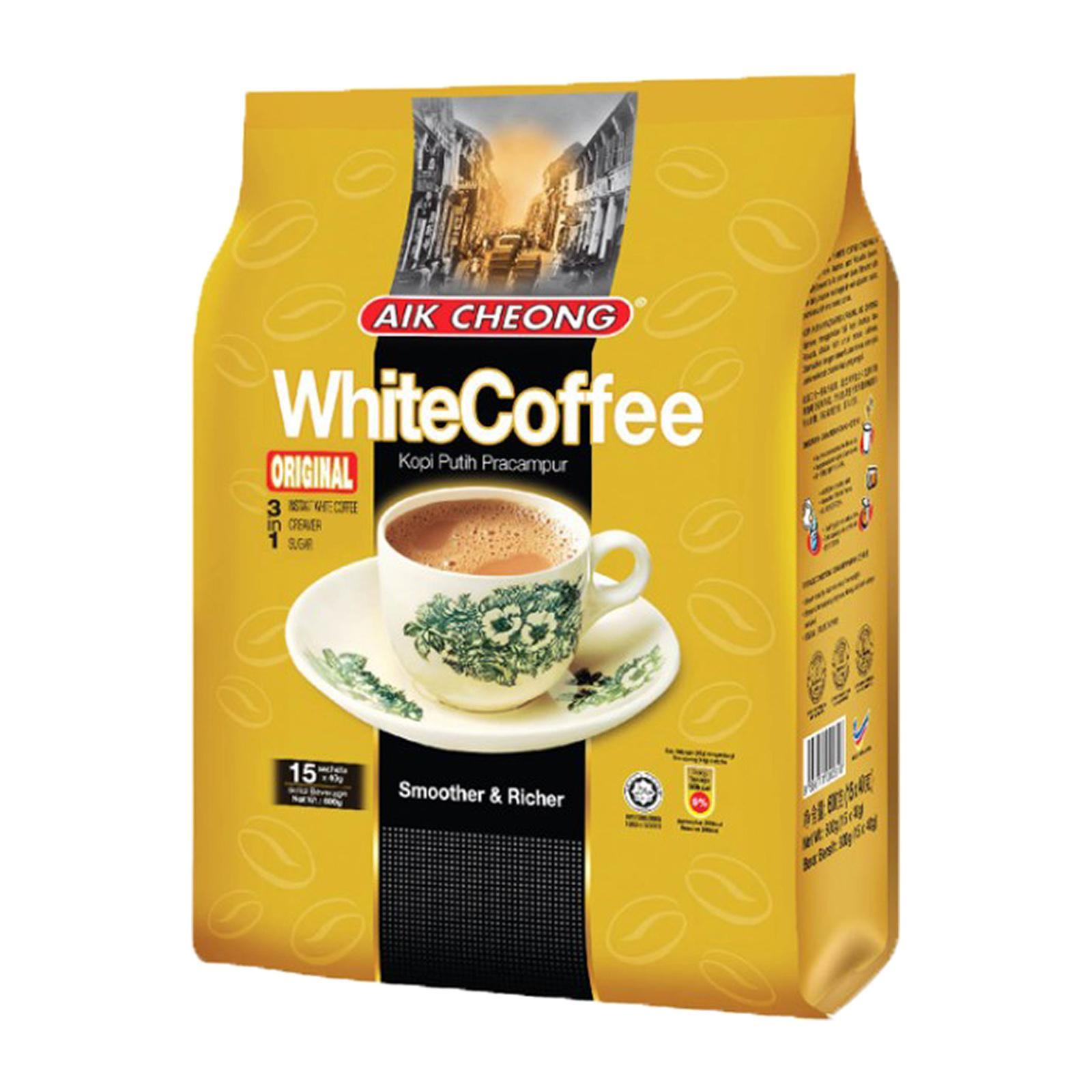Aik Cheong 3 In 1 White Coffee Original