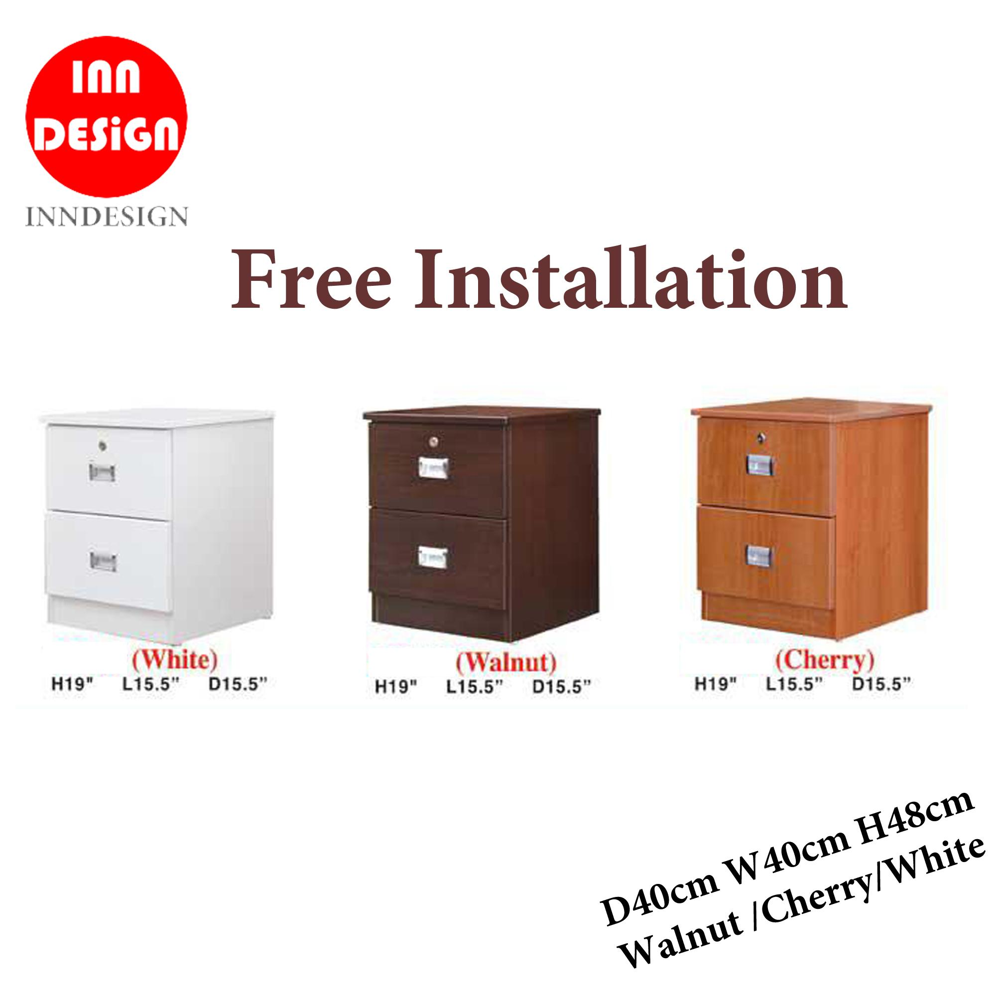 Bedside Table (Free Delivery and Installation)