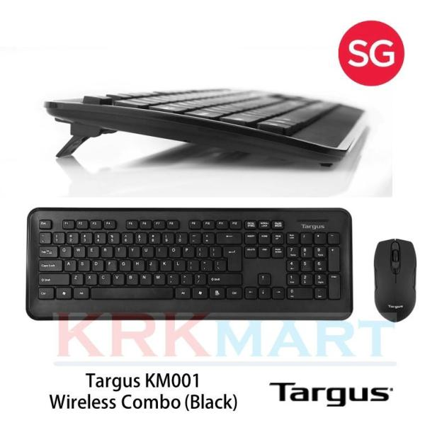 Targus KM001 Wireless Combo (Black)