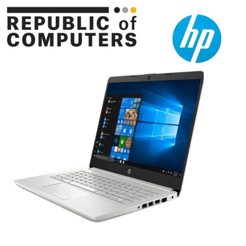 HP Laptop 14s-dk1058AU/14 FHD 250nits /AMD Athlon™ Gold (3.3G hz) /4GB DDR4 RAM /256GB PCIe SSD/1.4Kg /1Yr HP Onsite Warranty