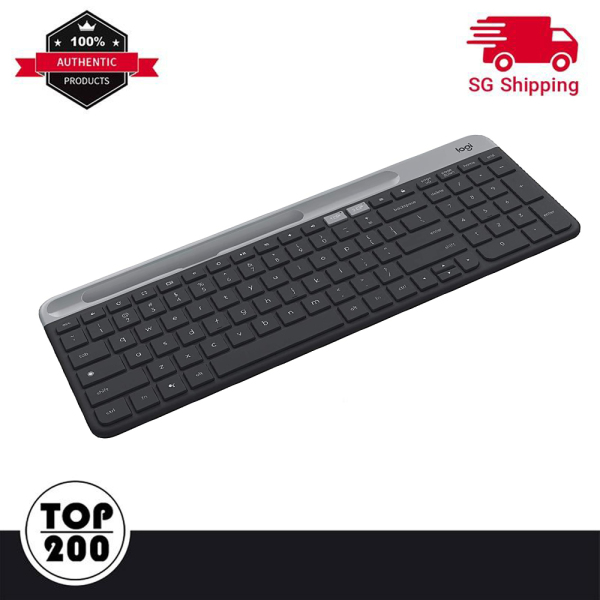 [Free 24h Delivery] [Local Stock] Logitech K580 Wireless Bluetooth Keyboard, K580 Slim Multi-Device Keyboard, Bluetooth Low energy technology Singapore