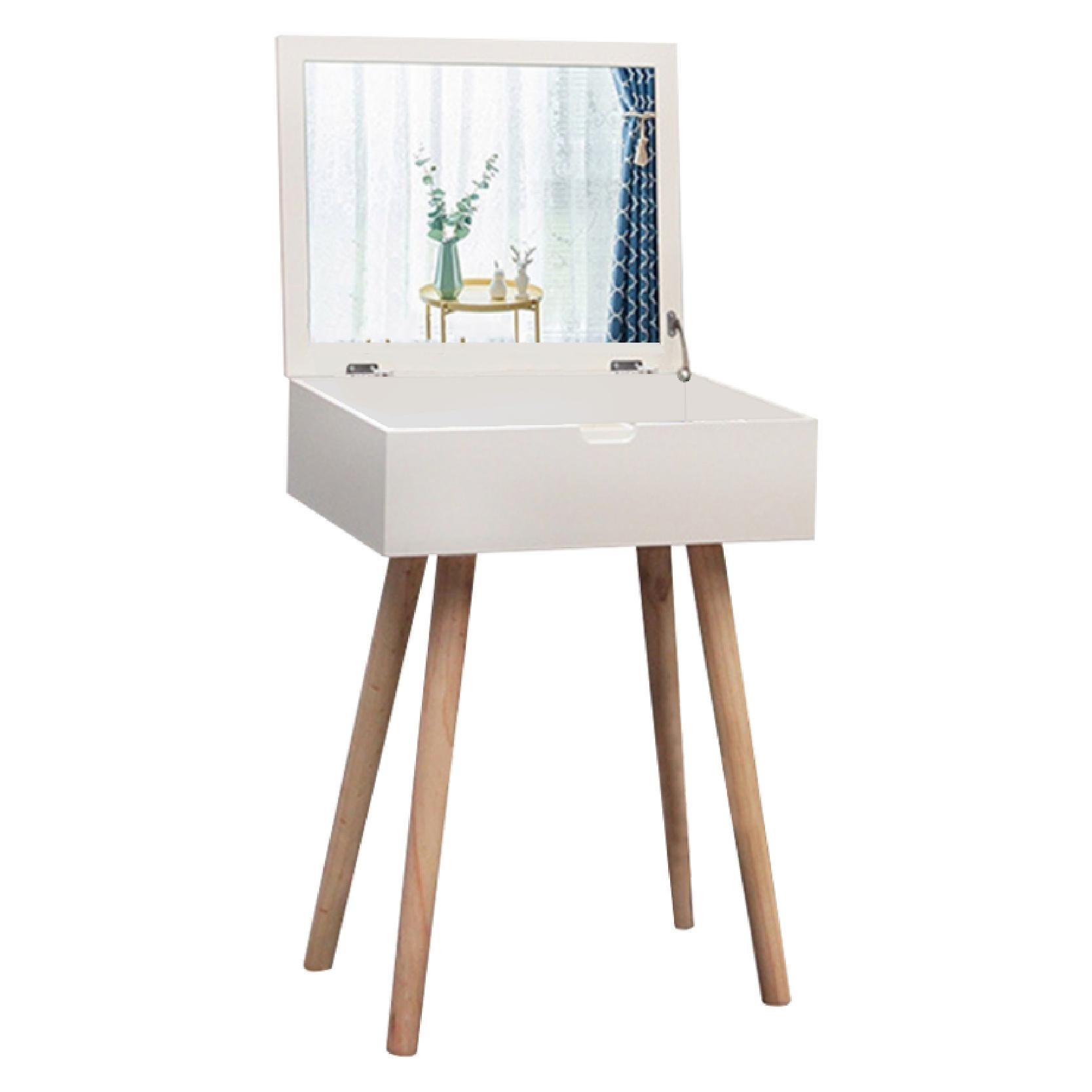 JIJI (Taylor Compact Dressing Table) Free Installation / Furniture / Storage / Home / Dressing Table / Makeup Table / 12 Months Warranty / (SG)