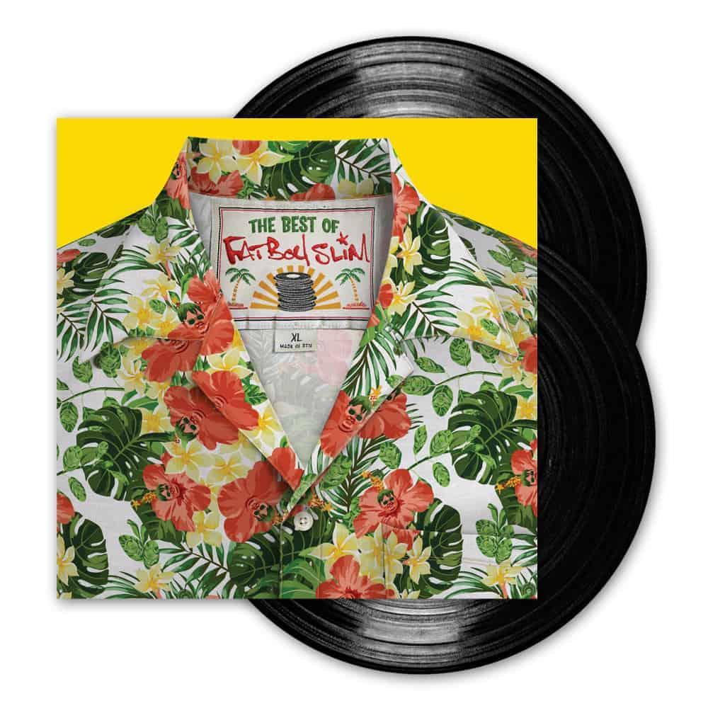 Fatboy Slim - The Best of (2LP vinyl record)