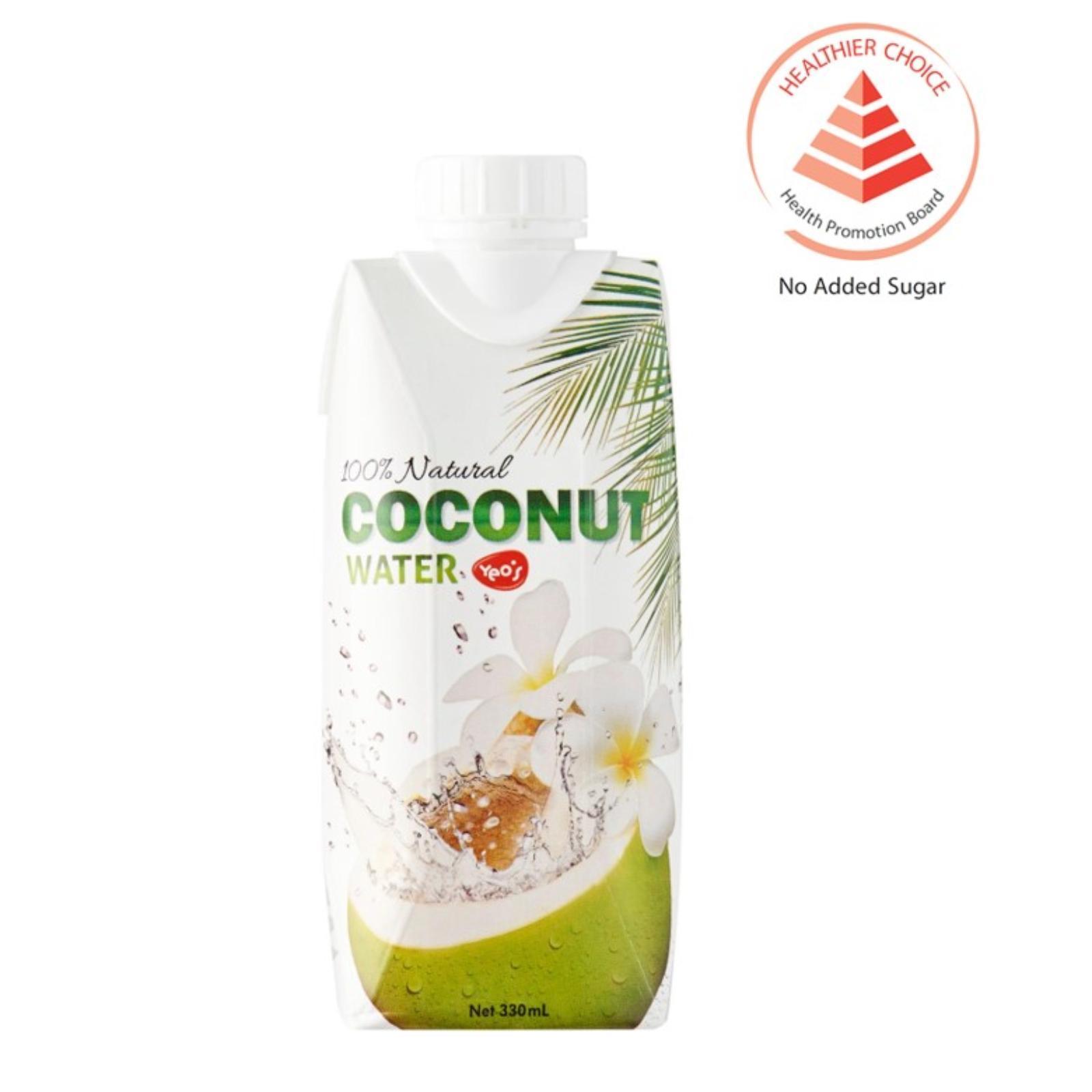 Yeo's 100% Coconut Water Juice