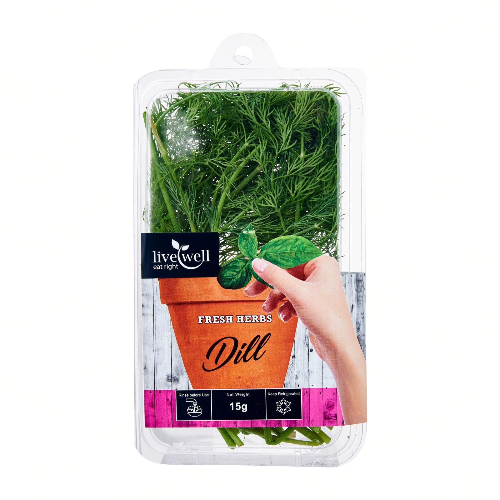 Live Well Fresh Herbs - Italian Parsley