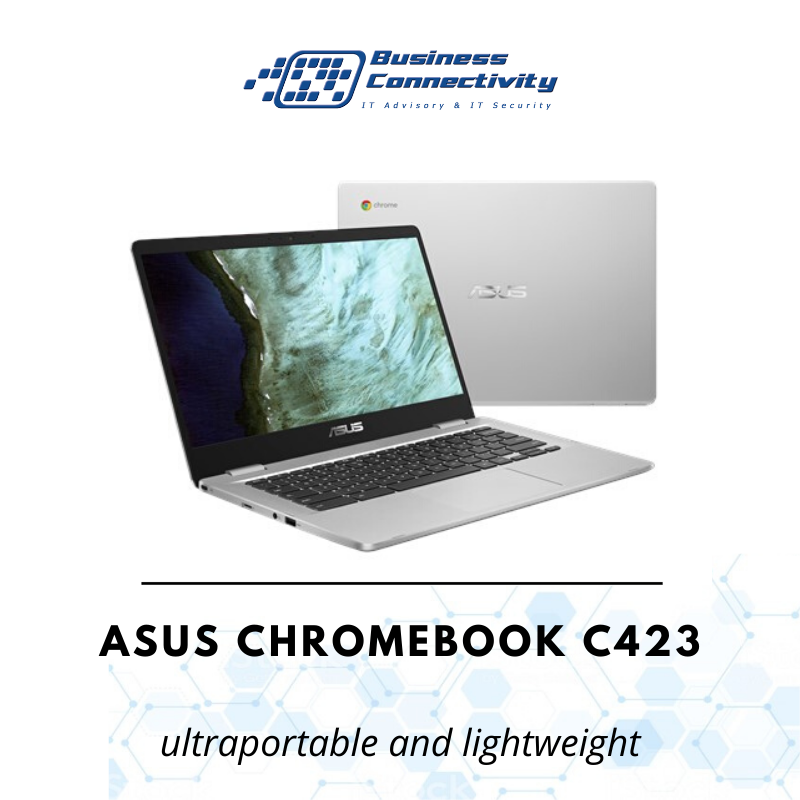 ASUS Chromebook C423NA-BZ0311 Intel® Celeron® Dual-Core N3350 / Chrome OS / 4GB / 64GB eMMC