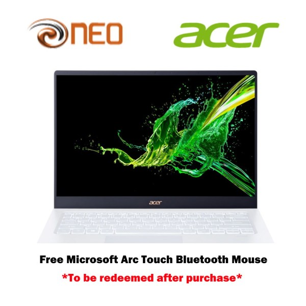 Acer Swift 5 SF514-54GT-753S Thin and light laptop with LATEST 10 Gen Intel i7-1065G7 processor and 16GB RAM