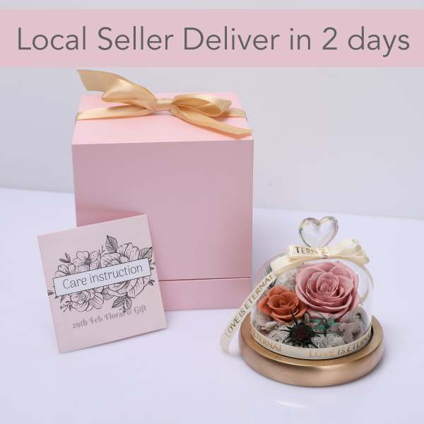 Mothers Day Gift | Mothers Day Present | Birthday Gift for Her | Preserved Roses