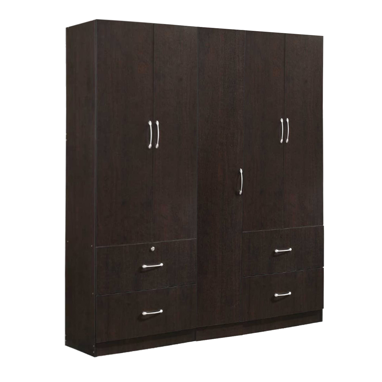 [FurnitureMartSG] Tallin-5D Wardrobe_FREE DELIVERY + FREE INSTALLATION