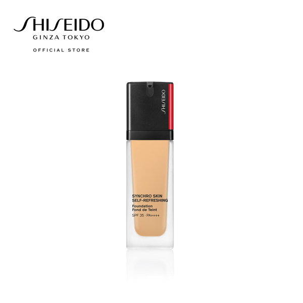 Buy Shiseido Makeup Synchro Skin Self-Refreshing Foundation Singapore