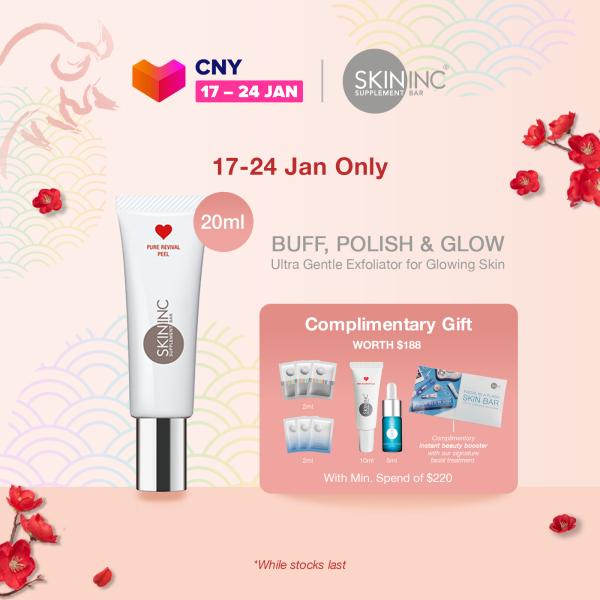 Buy Skin Inc Pure Revival Peel, 20ml Singapore