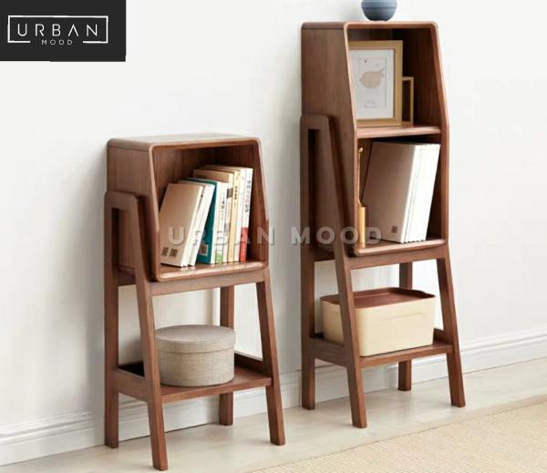 [Pre-Order] OSCAR Rustic Solid Wood Shelf