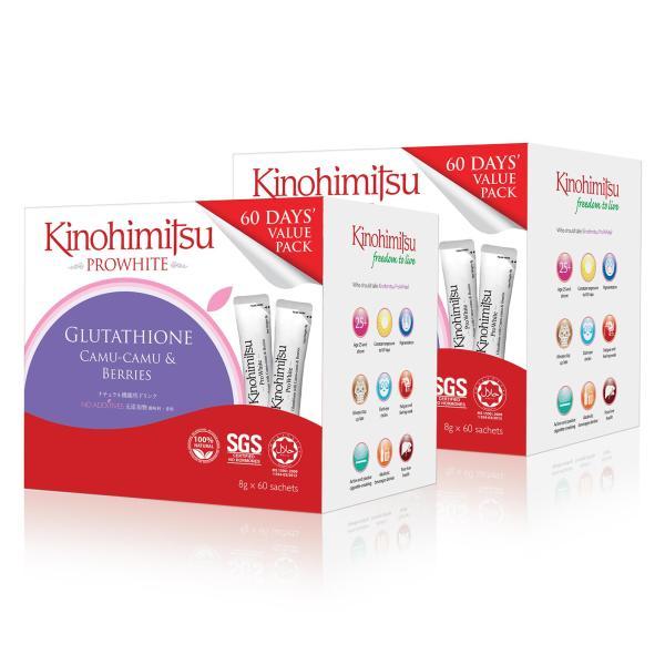 Buy Kinohimitsu Prowhite 30s + 30s (2 Months Supply) Singapore