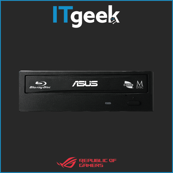 Asus BW-16D1HT ultra-fast 16X Blu-ray Burner with M-DISC Support