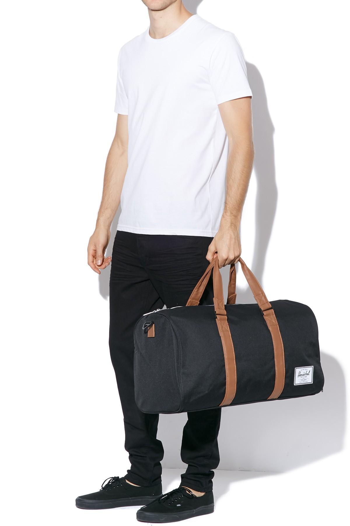 ad229b9c3019 Singapore. Herschel Supply Co. Novel Duffle Bag Weekend Gym Workout Bag  Full Volume 42.5L