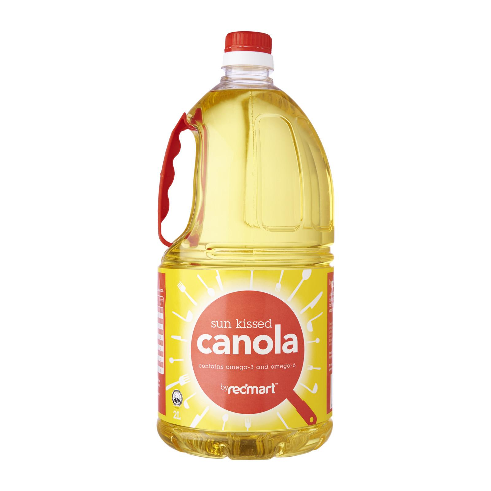 Redmart Canola Oil By Redmart.