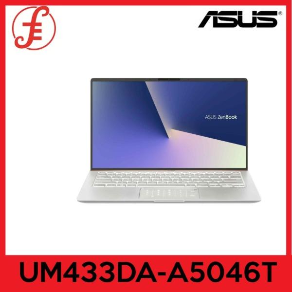 ASUS Zenbook 14 UM433DA-A5046T | only 1.15kg | 14inch FHD | AMD Ryzen 7 | 8GB RAM | 1TB PCIe SSD | Win10 Home | 2Yr ASUS International Warranty (UM433DA-A5046T)