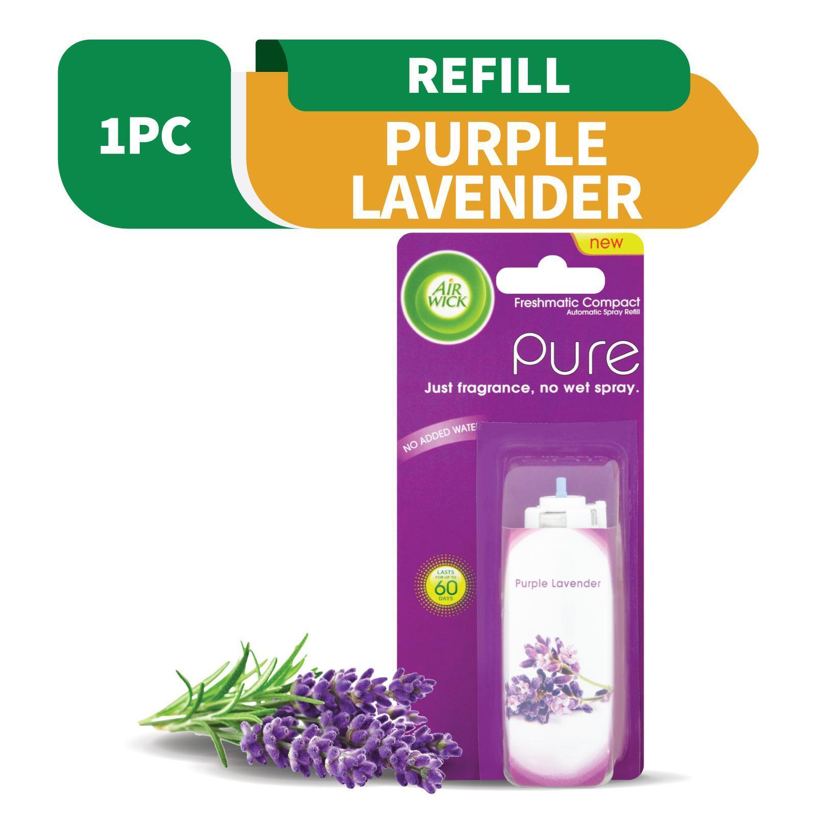 Air Wick Freshmatic Compact Automatic Spray Lavender Refill